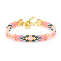 Beaded Bracelet - Ibiza Parade - Goud