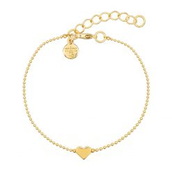 Little Heart Bracelet - Goud