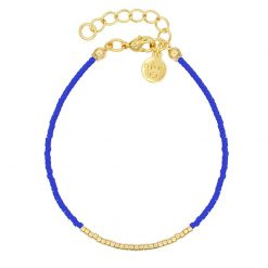 Simply Chique - Royal Blue - Goud