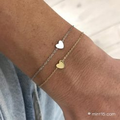 Little Heart bracelet - Stainless steel