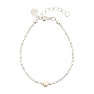 Mint15 Simply Delicate - Pearl - Zilver